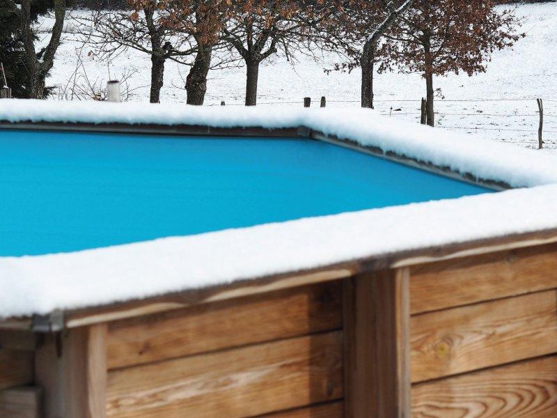 Hivernage d'une piscine hors-sol